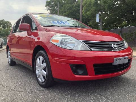 2010 Nissan Versa for sale at Active Auto Sales Inc in Philadelphia PA