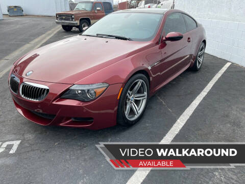 2006 BMW M6 for sale at ConsignCarsOnline.com in Oceano CA