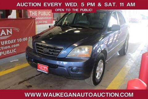 2007 Kia Sorento for sale at Waukegan Auto Auction in Waukegan IL