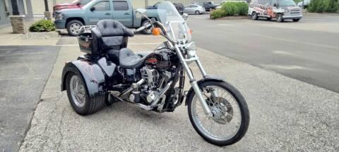 1999 Harley-Davidson FXDWG TRIKE for sale at Boondox Motorsports in Caledonia MI
