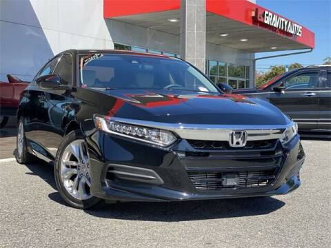 2018 Honda Accord for sale at Gravity Autos Roswell in Roswell GA