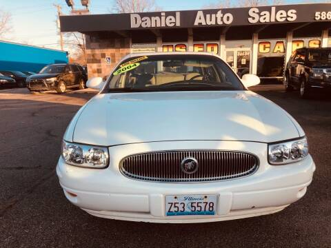 2004 Buick LeSabre for sale at Daniel Auto Sales inc in Clinton Township MI
