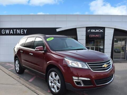 2017 Chevrolet Traverse for sale at DeAndre Sells Cars in North Little Rock AR