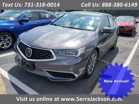 2020 Acura TLX for sale at Serra Of Jackson in Jackson TN
