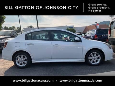 2011 Nissan Sentra for sale at Bill Gatton Used Cars - BILL GATTON ACURA MAZDA in Johnson City TN