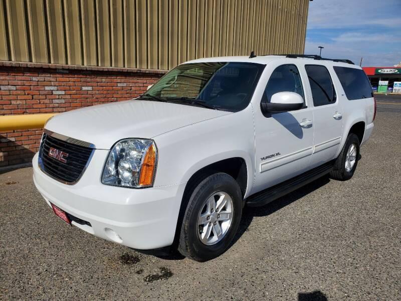 2014 GMC Yukon XL for sale at Harding Motor Company in Kennewick WA