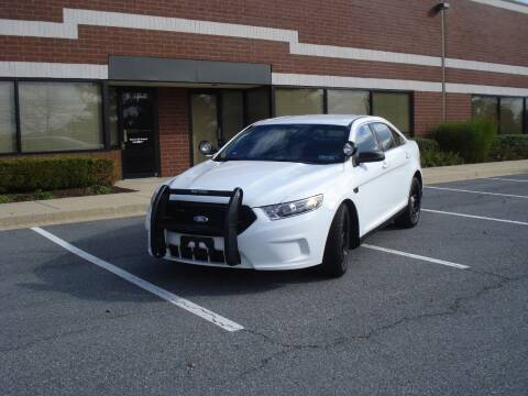 2014 Ford Taurus for sale at DRIVE INVESTMENT GROUP in Frederick MD