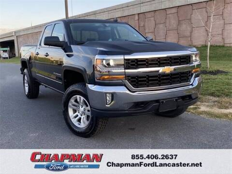 2017 Chevrolet Silverado 1500 for sale at CHAPMAN FORD LANCASTER in East Petersburg PA