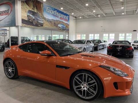 2016 Jaguar F-TYPE for sale at Godspeed Motors in Charlotte NC