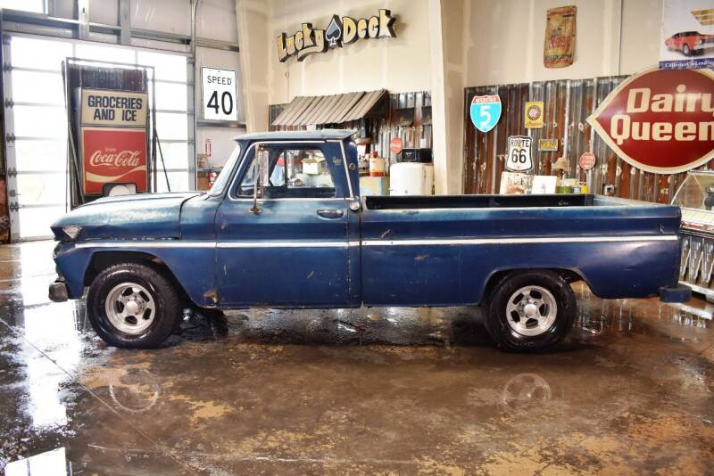1964 GMC C/K 1500 Series for sale at Cool Classic Rides in Redmond OR
