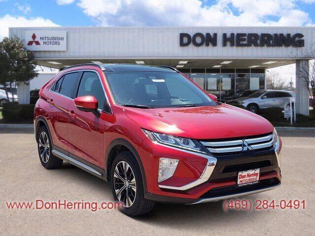 2020 Mitsubishi Eclipse Cross for sale at Don Herring Mitsubishi in Dallas TX