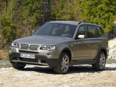 2007 BMW X3 for sale at Bill Gatton Used Cars - BILL GATTON ACURA MAZDA in Johnson City TN