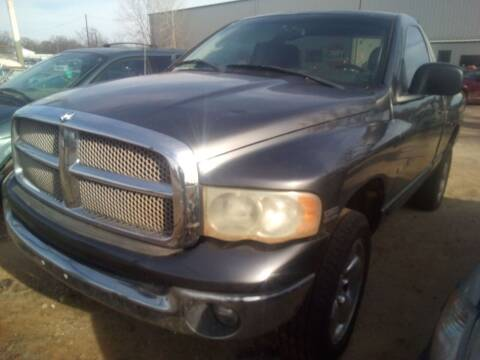 2004 Dodge Ram Pickup 1500 for sale at KK Motors Inc in Graham TX