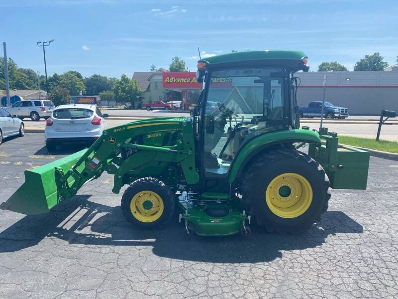 2018 John Deere 3039R for sale at MARK CRIST MOTORSPORTS in Angola IN