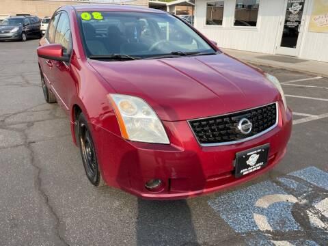 2008 Nissan Sentra for sale at Robert Judd Auto Sales in Washington UT