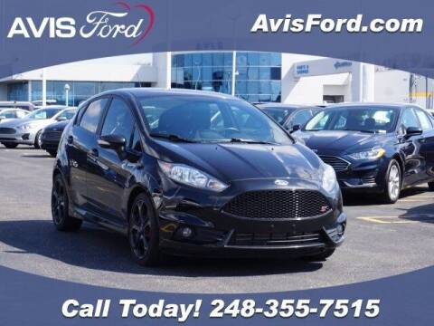2016 Ford Fiesta for sale at Work With Me Dave in Southfield MI