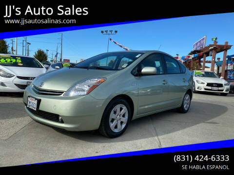 2006 Toyota Prius for sale at JJ's Auto Sales in Salinas CA