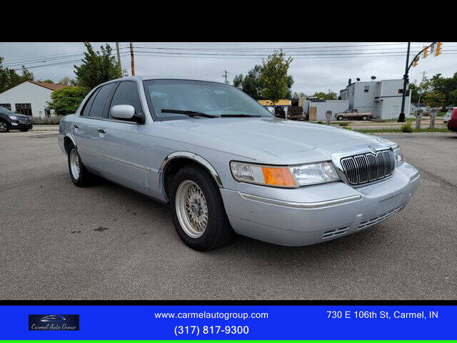 2000 Mercury Grand Marquis for sale at Carmel Auto Group in Indianapolis IN