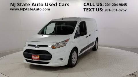 2016 Ford Transit Connect Cargo for sale at NJ State Auto Auction in Jersey City NJ