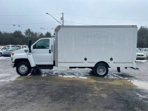 2009 Chevrolet C5500 for sale at Upstate Auto Sales Inc. in Pittstown NY