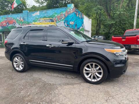 2012 Ford Explorer for sale at Showcase Motors in Pittsburgh PA