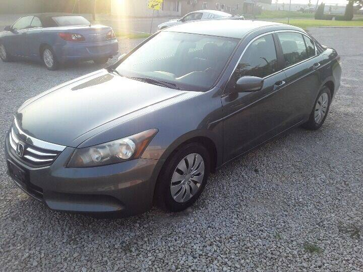 2009 Honda Accord for sale at AC AUTOMOTIVE LLC in Hopkinsville KY