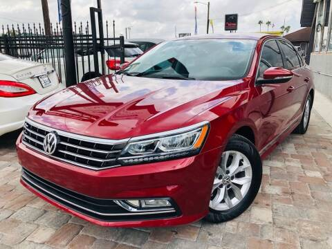 2016 Volkswagen Passat for sale at Unique Motors of Tampa in Tampa FL