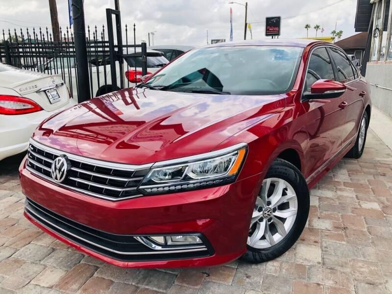2016 Volkswagen Passat for sale at Unique Motors of Tampa in Tampa FL