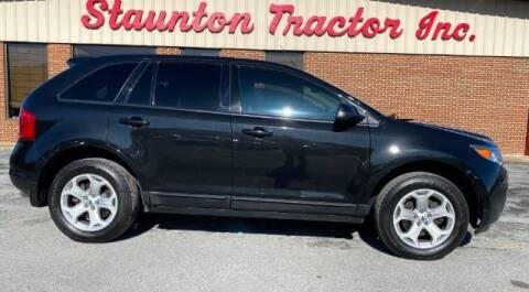 2014 Ford Edge for sale at STAUNTON TRACTOR INC in Staunton VA