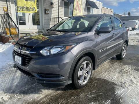 2018 Honda HR-V for sale at Best Price Auto Sales in Methuen MA