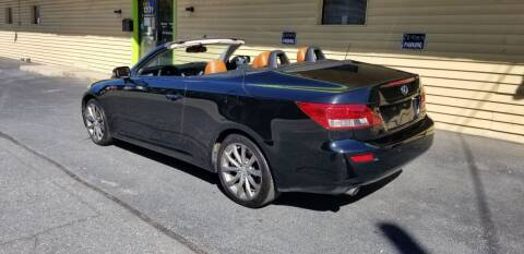 2013 Lexus IS 350C for sale at Cars Trend LLC in Harrisburg PA