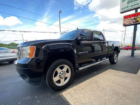 2013 GMC Sierra 2500HD for sale at Robbie's Auto Sales and Complete Auto Repair in Rolla MO