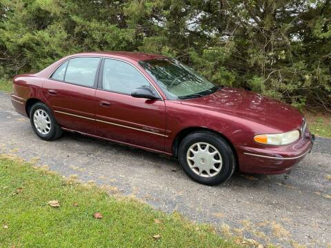 2000 Buick Century for sale at Kansas Car Finder in Valley Falls KS