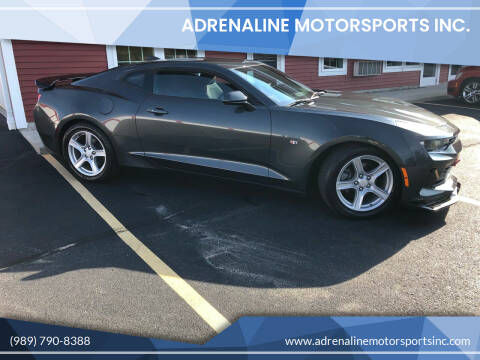 2016 Chevrolet Camaro for sale at Adrenaline Motorsports Inc. in Saginaw MI