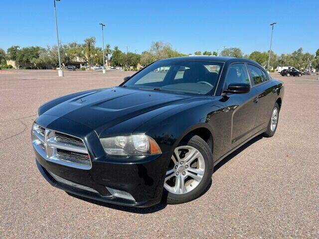 2013 Dodge Charger for sale at DR Auto Sales in Glendale AZ