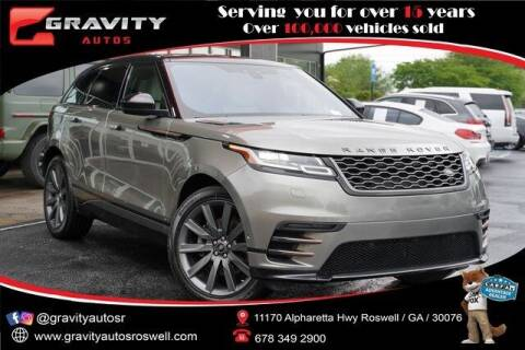 2018 Land Rover Range Rover Velar for sale at Gravity Autos Roswell in Roswell GA