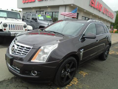 2015 Cadillac SRX for sale at Island Auto Buyers in West Babylon NY