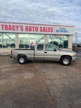 2003 GMC Sierra 1500 for sale at Tracy's Auto Sales in Waco TX