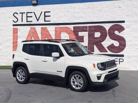 2021 Jeep Renegade for sale at The Car Guy powered by Landers CDJR in Little Rock AR