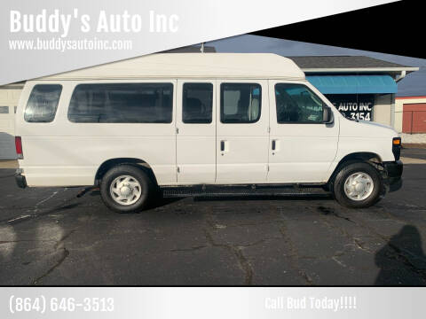 2008 Ford E-Series Cargo for sale at Buddy's Auto Inc in Pendleton, SC