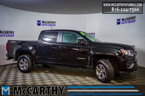 2016 Chevrolet Colorado for sale at Mr. KC Cars - McCarthy Hyundai in Blue Springs MO