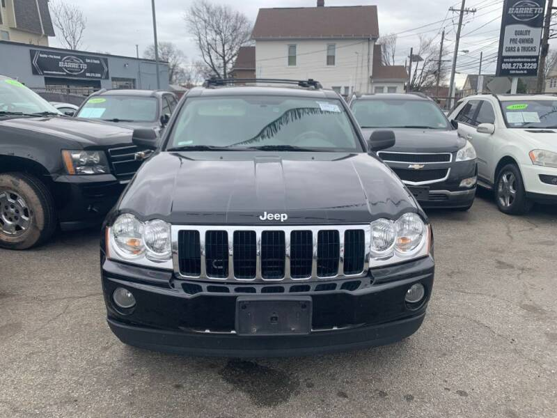 2006 Jeep Grand Cherokee for sale at Park Avenue Auto Lot Inc in Linden NJ