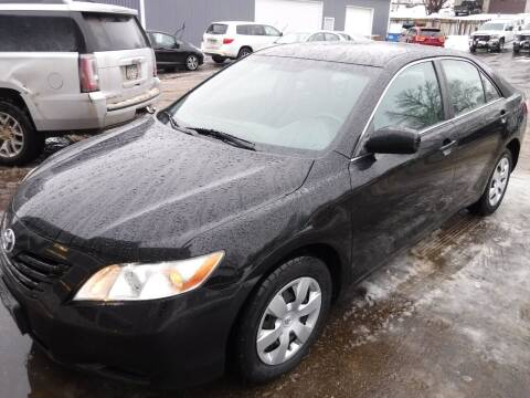 2007 Toyota Camry for sale at J & K Auto - J and K in Saint Bonifacius MN