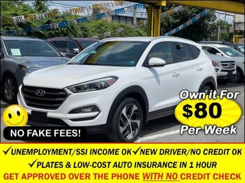 2016 Hyundai Tucson for sale at AUTOFYND in Elmont NY