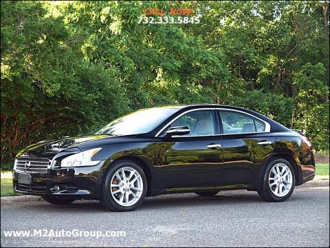 2011 Nissan Maxima for sale at M2 Auto Group Llc. EAST BRUNSWICK in East Brunswick NJ