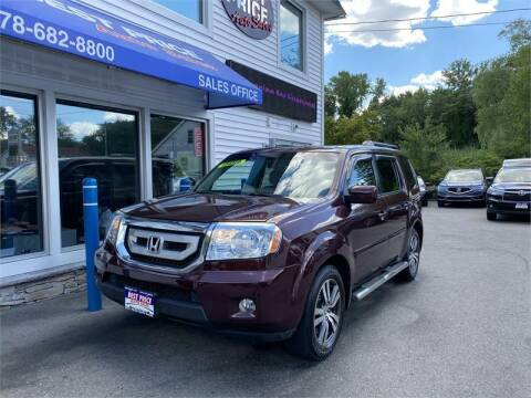 2009 Honda Pilot for sale at Best Price Auto Sales in Methuen MA