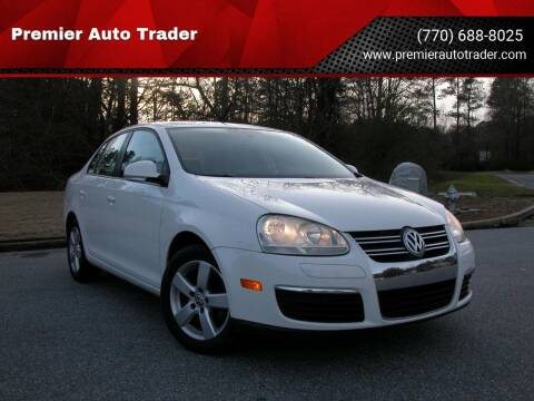 2009 Volkswagen Jetta for sale at Premier Auto Trader in Alpharetta GA