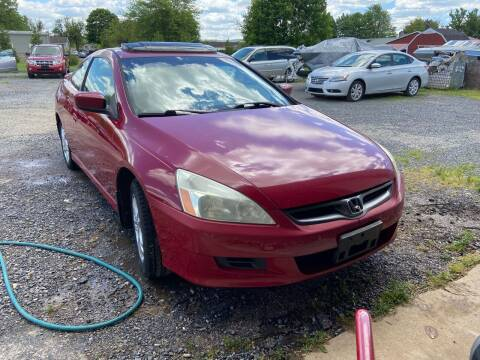 2006 Honda Accord for sale at US5 Auto Sales in Shippensburg PA