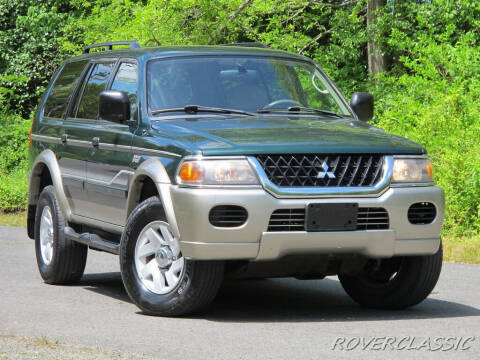 2002 Mitsubishi Montero Sport for sale at Isuzu Classic in Cream Ridge NJ