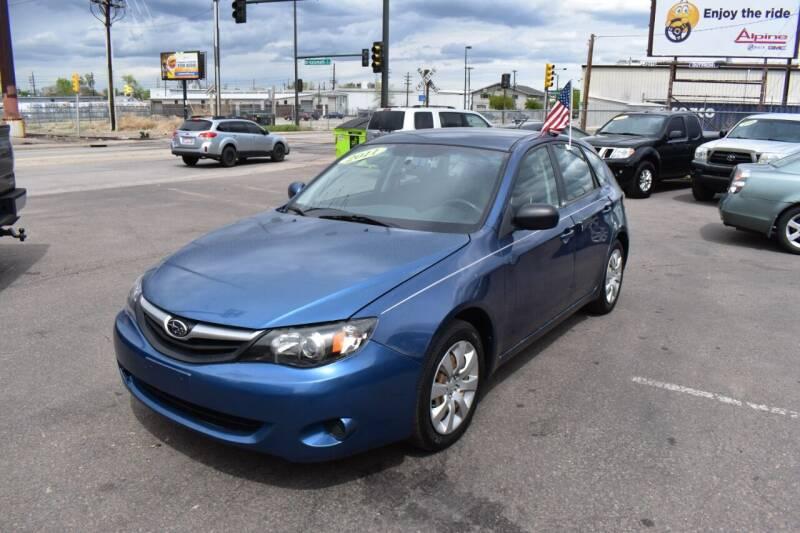 2011 Subaru Impreza for sale at Good Deal Auto Sales LLC in Denver CO